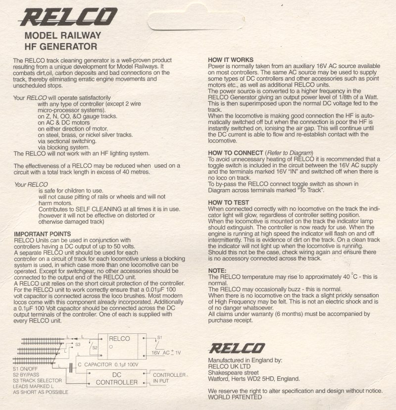 relco02 do it yourself in z scale cleaning z scale track relco track cleaner wiring diagram at gsmx.co