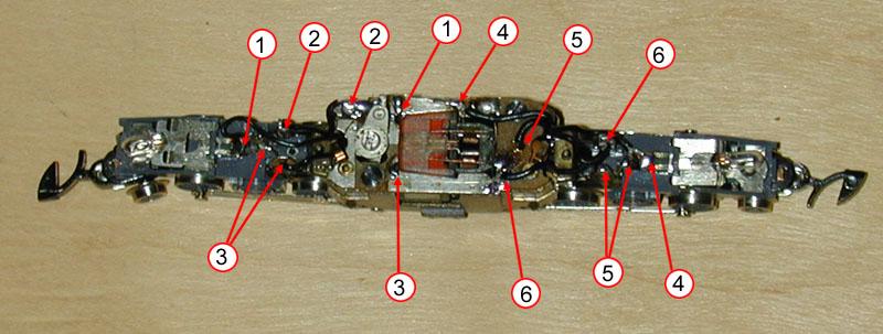 do it yourself in z scale reviving marklin locomotives marklin crocodile engine click to enlarge